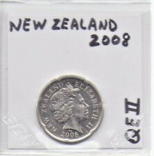 Fiji coin 5 Cents 2014 UNC. Oceania Fishes coin km332  Animals Fauna