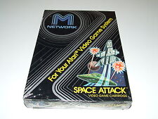 SPACE ATTACK by M NETWORK Atari 2600 new SEALED CONDITION!