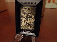 VIETNAM VETERANS YOUR SACRIFICE IS NOT FORGOTTEN ZIPPO LIGHTER MINT IN BOX