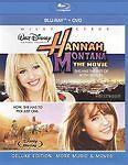 Hannah Montana The Movie (Blu-ray/DVD, 2010, 2-Disc Set)