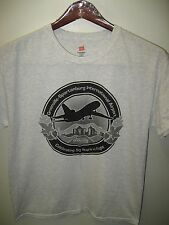 Greenville Spartanburg South Carolina USA 2012 GSP Airport 50 Years T Shirt Lrg