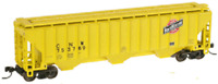 N Atlas Thrall 3 Bay Covered Hopper - CNW