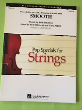 Smooth, Rob Thomas, arr. Larry Moore, String Orchestra