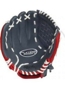 """Rawlings Youth Baseball Glove LHT Lefty 11.5"""" Players Series PL115G New"""