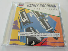 Benny Goodman & Friends - (CD Album) Used Very Good