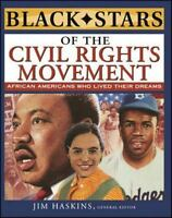 Black Stars of the Civil Rights Movement by Haskins, James
