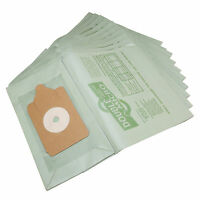 Numatic Henry Hoover Vacuum Cleaner Double Layer Paper Dust Bags Pack of 10