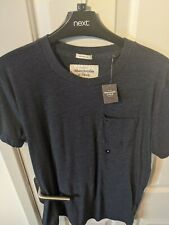 Men's Abercrombie and Fitch T-Shirt - Colour Navy - Size Medium - BNWT - Muscle