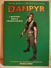I Classici di Repubblica Serie Oro nr 47 - Dampyr - Boselli e Colombo