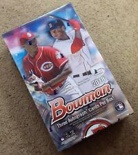 2018 BOWMAN BASEBALL JUMBO BOX FREE SAME DAY PRIORITY SHIPPING OHTANI AUTO?