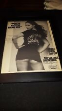 Salsoul Orchestra You're Just The Right Size Rare Original Promo Poster Ad!