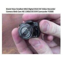 World's Smallest Camera Mini DV Sport Camcorder  (NEW)