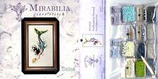 Mirabilia Cross Stitch Chart with Embellishment Pack MEDITERRANEAN MERMAID #102