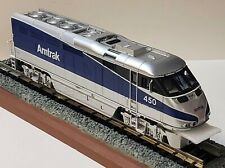 MTH Train Model 20-2213-1 O Scale Premier Amtrak F59PHI Engine #451 W/ PS1 (299)