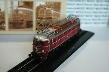 LOCOMOTIVE train DRB 1/87 HO : E 19 12 (1940) Allemagne 105