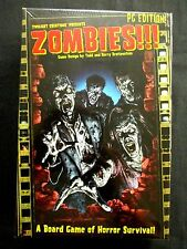 OEJ ~ Zombies!!! PG Edition ~ A Board Game of Horror Survival!