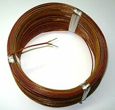 High Temperature K Type Thermocouple Wire Awg 24 W Kapton Insulation 5 Yd Rol