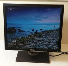 Dell 17 POLLICI MONITOR TFT LCD a buon mercato Business da ufficio o VGA CCTV