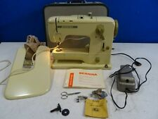 Vintage Bernina 731 Record Sewing Machine