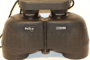 STEINER rallye 7 x 50 binoculars nice rugged great view