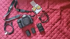 Canon EOS 5D Mark II 21.1 MP Digital SLR Camera -shutter count 18k Only!