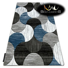 MODERN Amazing New design RUG ALTER Seashells blue Thick CHEAP Best-Carpets