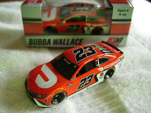BUBBA WALLACE 2021 Lionel #23 DOOR DASH TOYOTA CAMRY 1/64 Action NEW IN STOCK