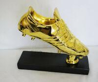 Replica Golden Boot Shoe Trophy FIFA UEFA Europe Champions League Top Scorer Cup