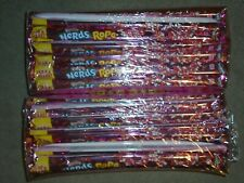 2 Full Cases of Nerds Rope 0.92oz Soft & Chewy Candy 48 Pieces - Sealed Cases