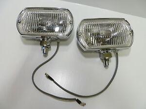 1968 Shelby Mustang New Lucas Lights,Pair,1968 GT-350 1968 GT-500 1968 GT-500 KR