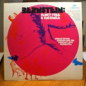 Robert Irving - Leonard Bernstein: Fancy Free & Facsimile - Seraphim vinyl LP
