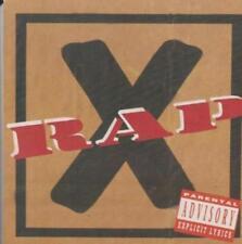 X-Rap w/ Artwork MUSIC AUDIO CD Salt 'N' Pepa De La Soul MC Lyte Too Short Q-Tip