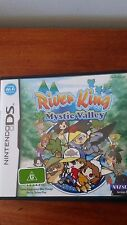 River King Mystic Vally (Nintendo DS) Complete VGC Harvest Moon Natsume