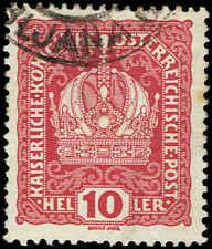 Scott # 148 - 1916 - ' Austrian Crown '