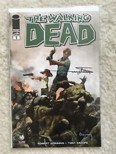 Walking Dead #1 Wizard World St. Louis Comic Con exclusive variant signed
