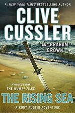 The NUMA Files: The Rising Sea No. 15 by Graham Brown and Clive Cussler (2018, H