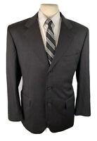 Brooks Brothers 1818 Madison Mens 42R Gray Blazer Sport Coat Suit Jacket