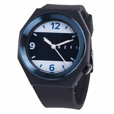 Neff Men's Stripe Watch Black/Royal/White Timepiece Accessories Casual Style