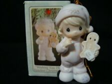 Precious Moments Ornaments-Wishing You The Sweetest Limited Edition-Dated 1993
