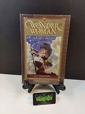 Wonder Woman: The True Amazon Graphic Novel Jill Thompson(Hardcover) DC Comics