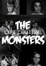 THE CAPE CANAVERAL MONSTERS (1960) DVD dir. Phil Tucker *RARE!*