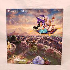 Thomas Kinkade 750 piece Jigsaw Puzzle Disney Aladdin
