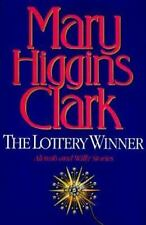The Lottery Winner by Mary Higgins Clark (1994, Hardcover)
