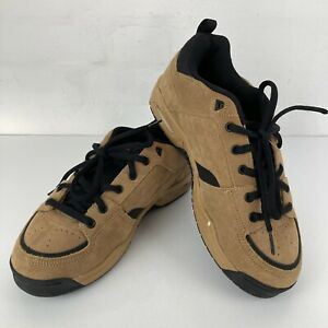 Rare Chad Fernandez Brown Suede Globe Skate Shoes Trainers UK 11 US 12 EUR 47