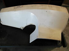 Johnson Outboard Engine Port Side Cover and Seal / Side Cowling  P.N. 0434390...