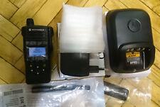 Motorola APX2000 UHF1 APCO25 Phase 1&2 portable radio