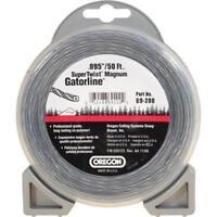 Oregon 69-200 Super-Twist Magnum Gatorline String Trimmer Line .095-Inch