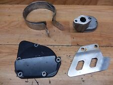 SUZUKI GSX R 1100 OEM Misc Parts - Clamp Cover and Intake #72B127M