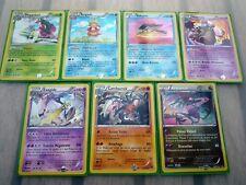 Collection complète hors ultra rares EX de cartes pokemon XY9 RUPTURE TURBO