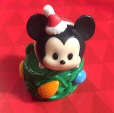 Disney Tsum Tsum🎄EXCLUSIVE Seasonal Holiday Mickey Vinyl Stackable Christmas